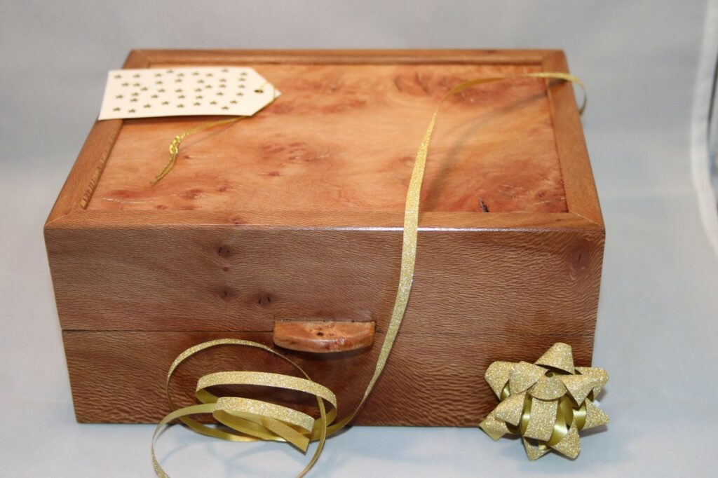 Luxury Wooden Boxes